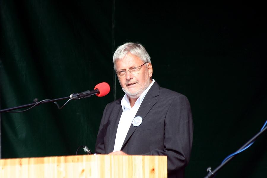 Borgmesterens tale
